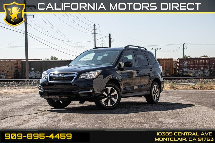 2018 Subaru Forester Premium(BLUETOOTH & BACK-UP CAMERA)