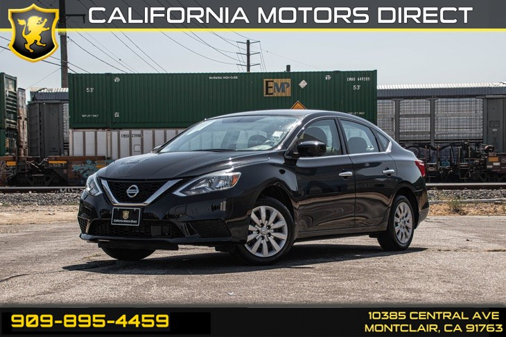 2018 Nissan Sentra S(BLUETOOTH & BACK-UP CAMERA)
