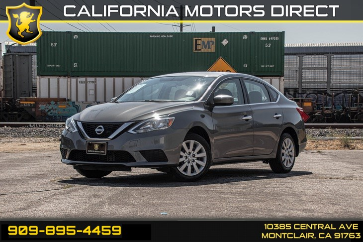 2017 Nissan Sentra SV (BLUETOOTH & BACK-UP CAMERA)