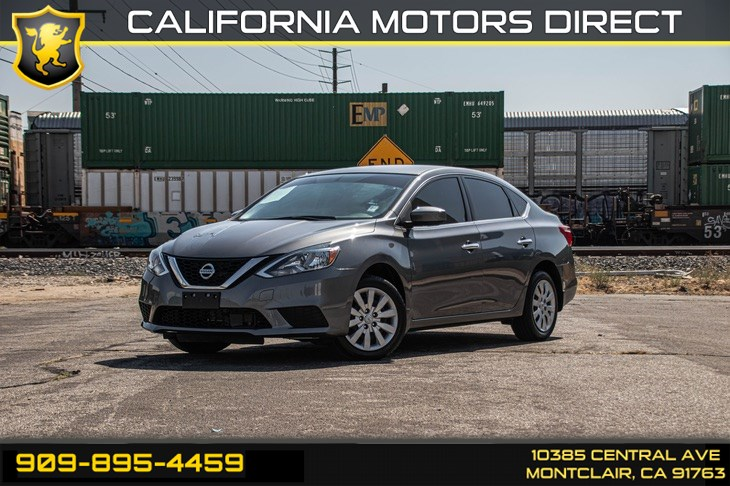 2019 Nissan Sentra S (BLUETOOTH & BACK-UP CAMERA)