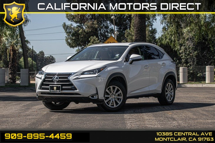 2017 Lexus NX NX Turbo (TURBOCHARGED & BLUETOOTH)