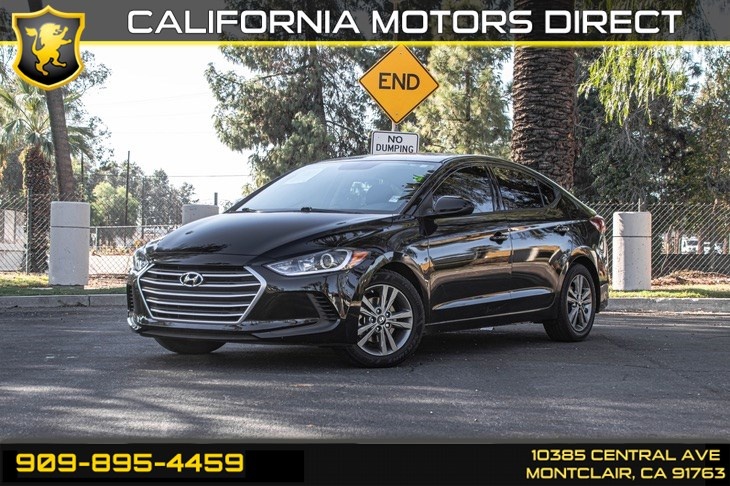 2018 Hyundai Elantra SEL (BLUETOOTH & BACK-UP CAMERA)