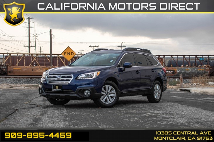 2017 Subaru Outback Premium (BLUETOOTH & SUN/MOONROOF)