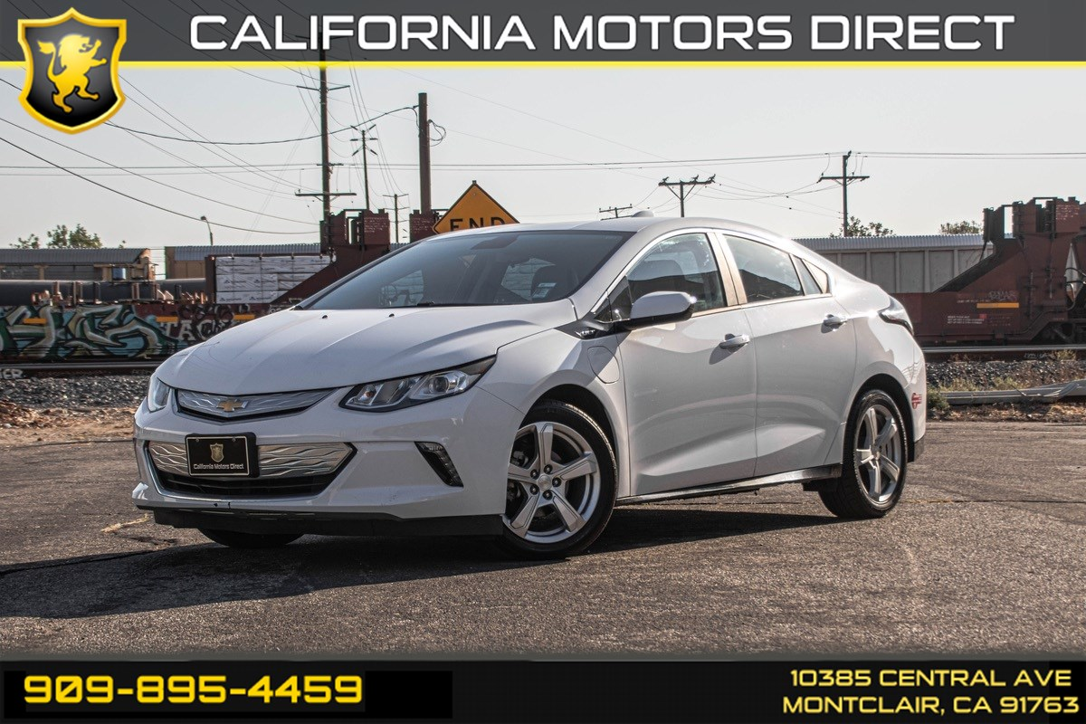 2017 Chevrolet Volt LT (BACK UP CAMERA & BLUETOOTH)