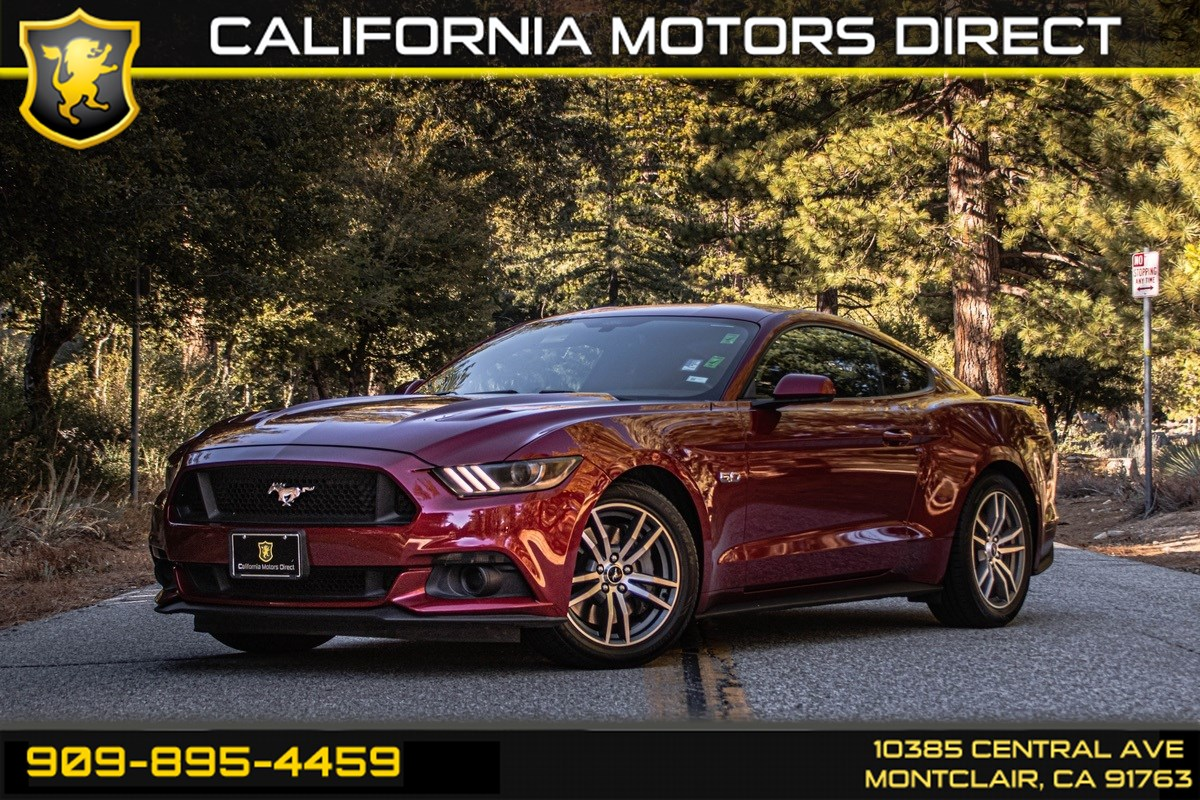 2015 Ford Mustang GT (BLUETOOTH & BACK UP CAMERA)