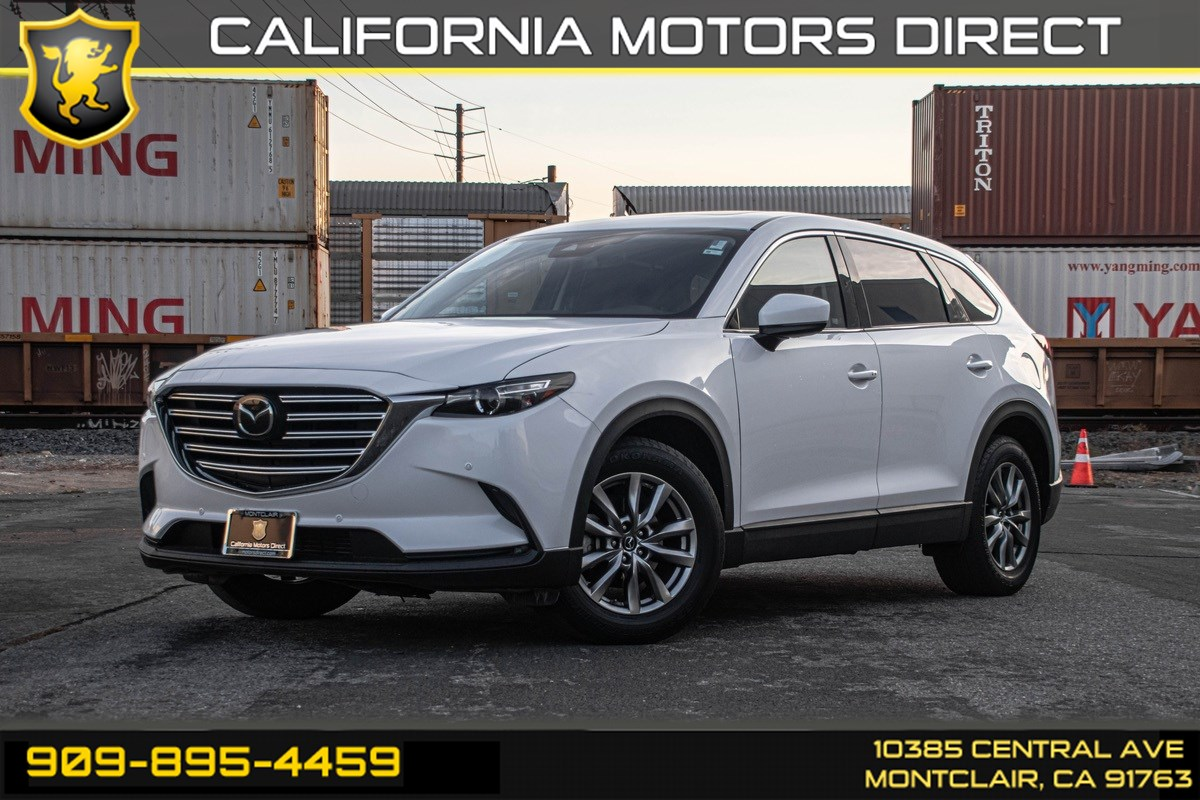 2018 Mazda CX-9 Touring (PREMIUM PACKAGE & TURBOCHARGED)