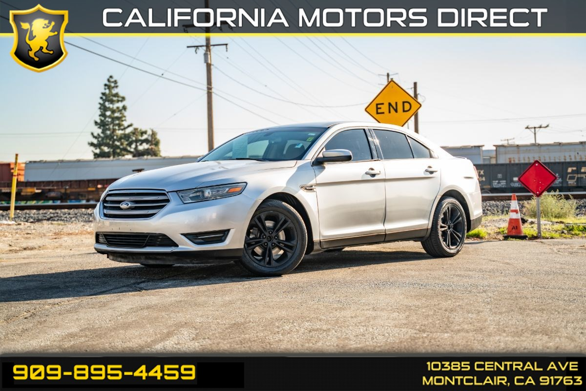 2014 Ford Taurus SEL (BLUETOOTH & PUSH START)