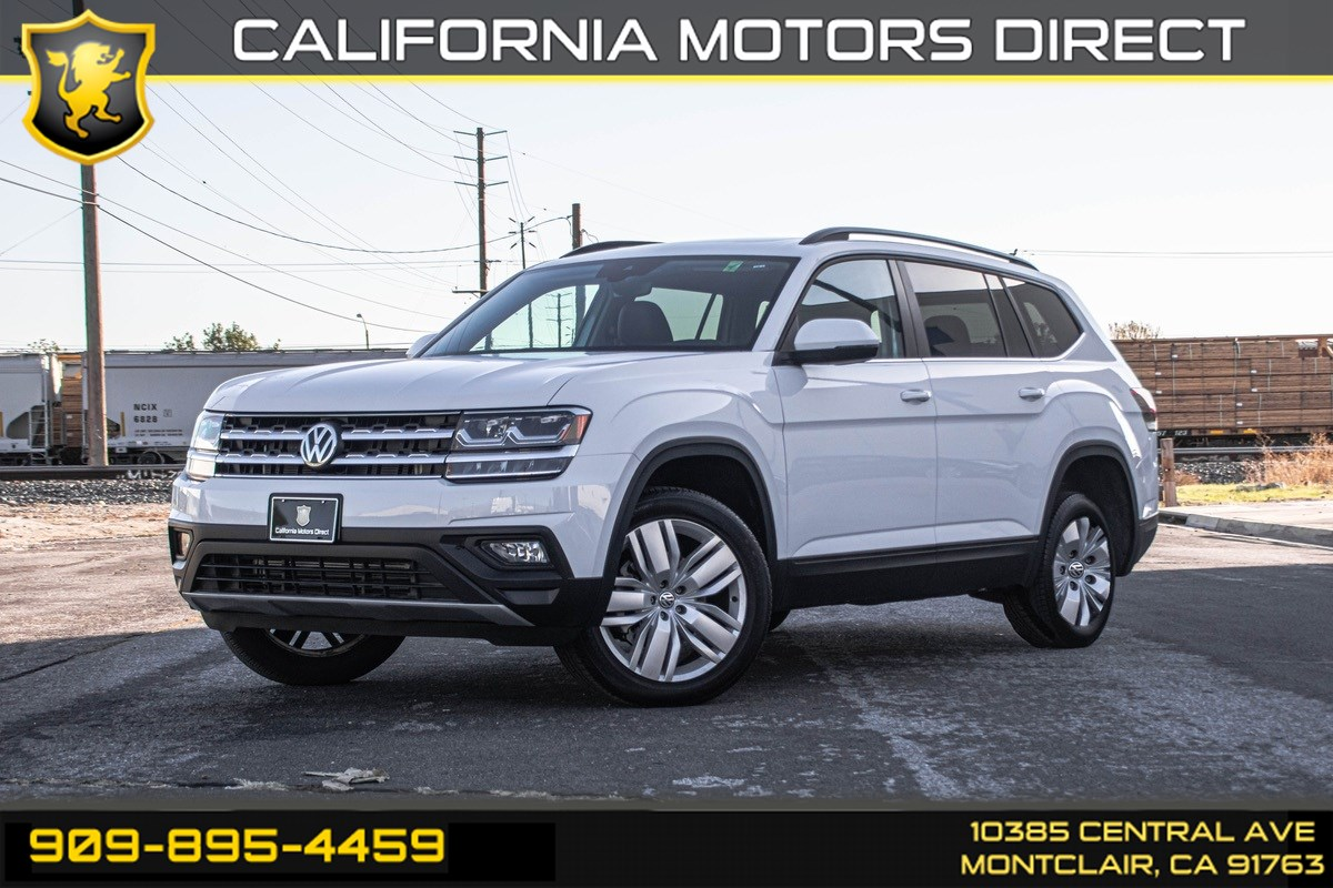 2020 Volkswagen Atlas 3.6L V6 SE w/Technology (BLUETOOTH & BACK-UP CAM)