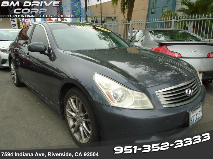 Used Infiniti For Sale In Riverside Ca Bm Drive Corp