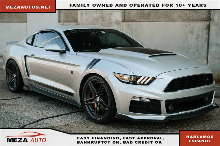 2015 Ford Mustang *Roush Package* *#0237*