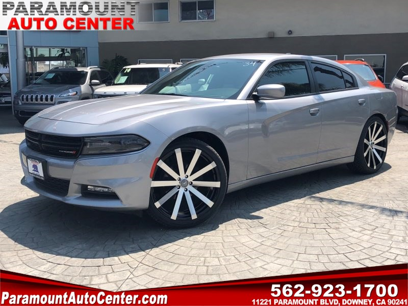 Used Dodge Charger SXT In Downey - Dodge charger invoice price