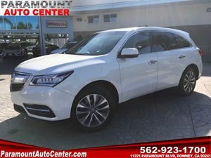 View 2016 Acura MDX