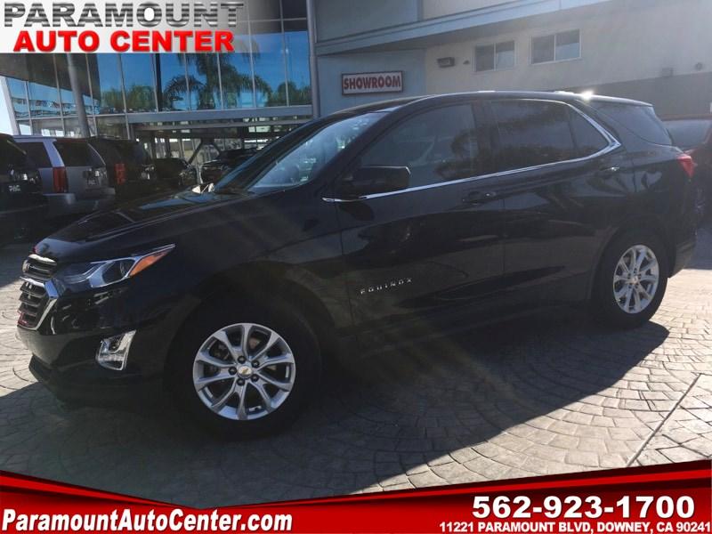 2018 Chevrolet Equinox Lt Paramount Auto Center