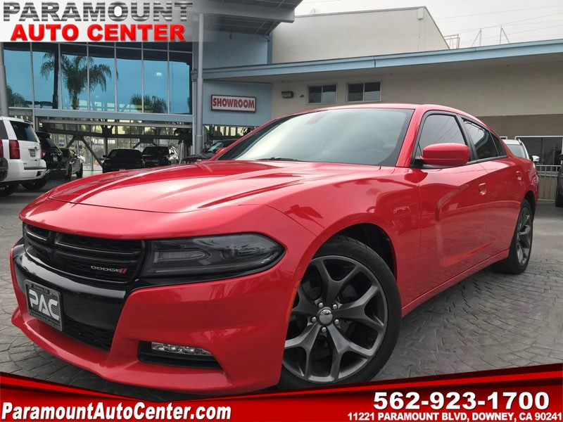 2015 Dodge Charger Rally SXT
