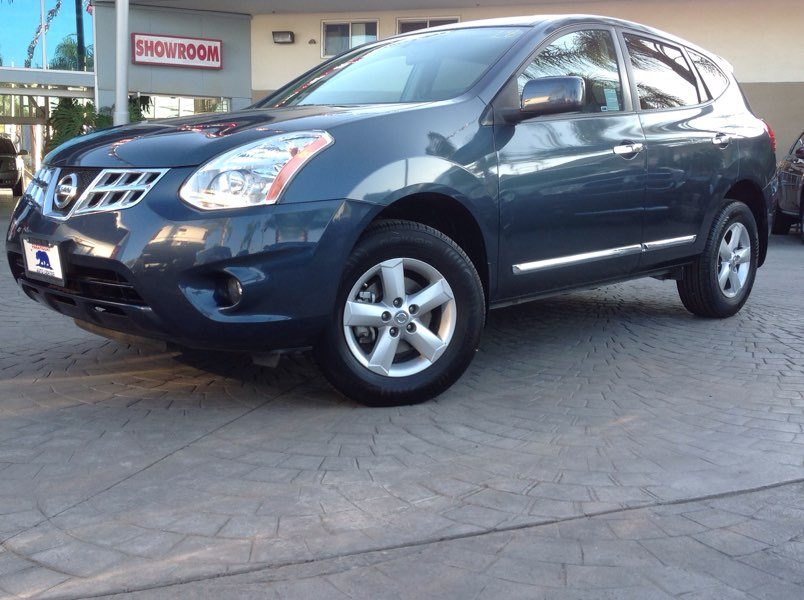 Sold 2013 Nissan Rogue S In Downey