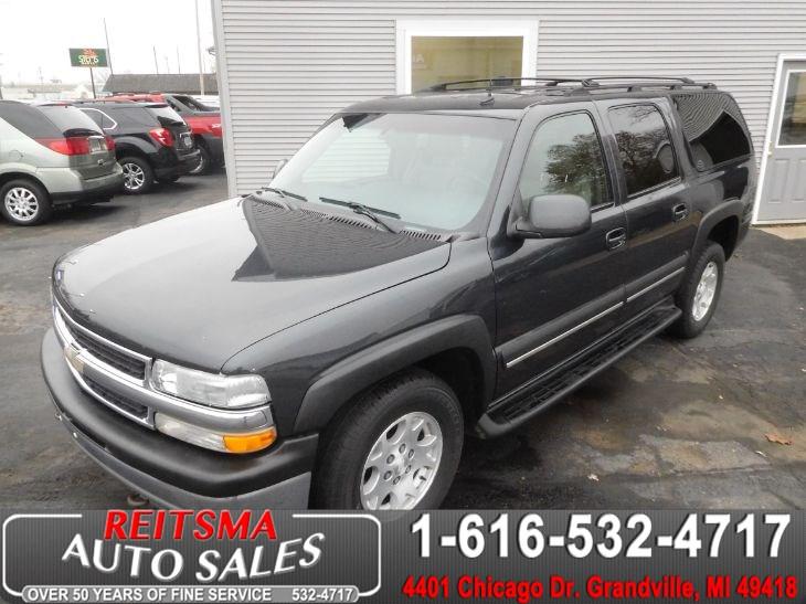 sold 2003 chevrolet suburban lt in grandville 2003 chevrolet suburban lt reitsma auto sales