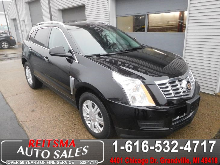 2016 Cadillac SRX Luxury Collection