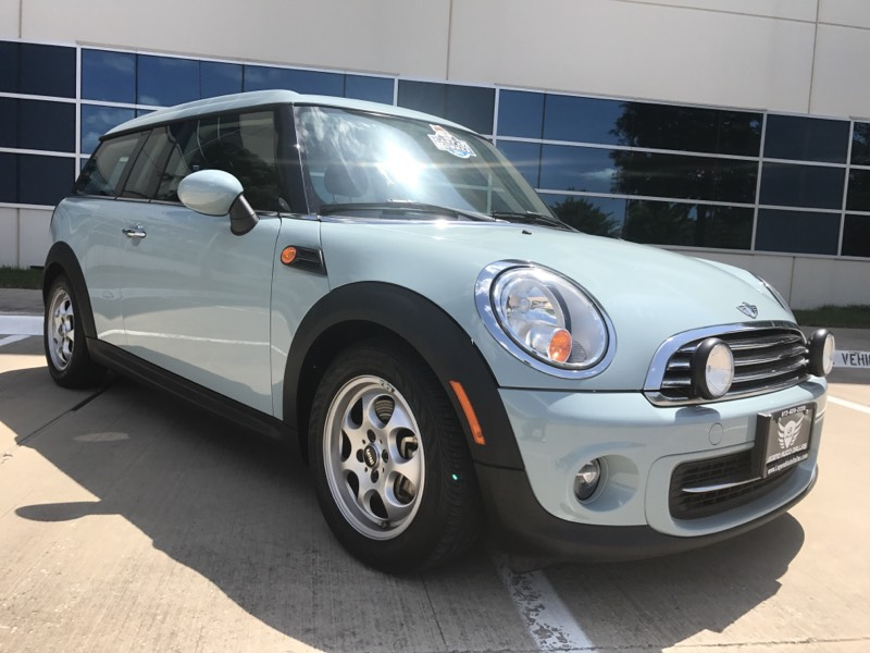 Sold 2014 Mini Cooper Clubman Pano Roof 1 Owner Warranty