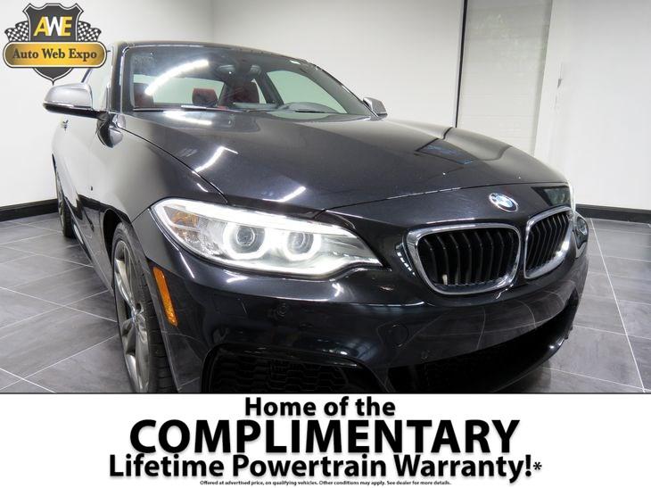 2014 black sapphire metallic bmw 2 series m235i 6 speed manual nav rh autowebexpo com BMW Warranty Meme BMW CPO Warranty