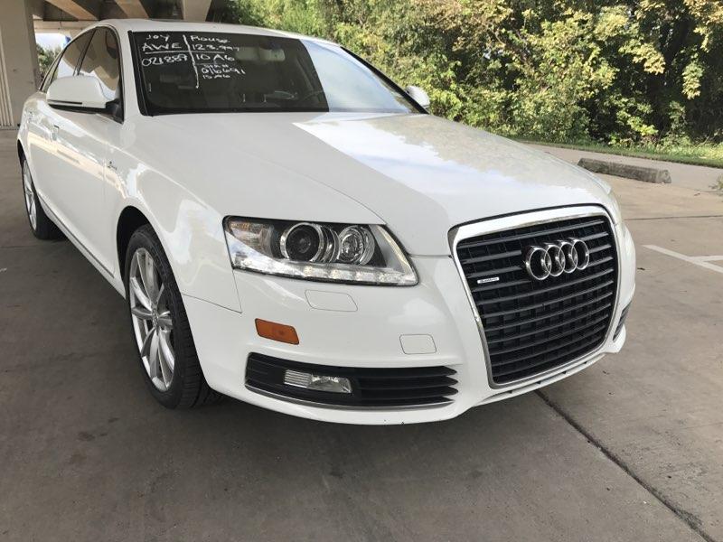 Ibis White Audi A T Prestige NavigationBack Up Camera - All white audi