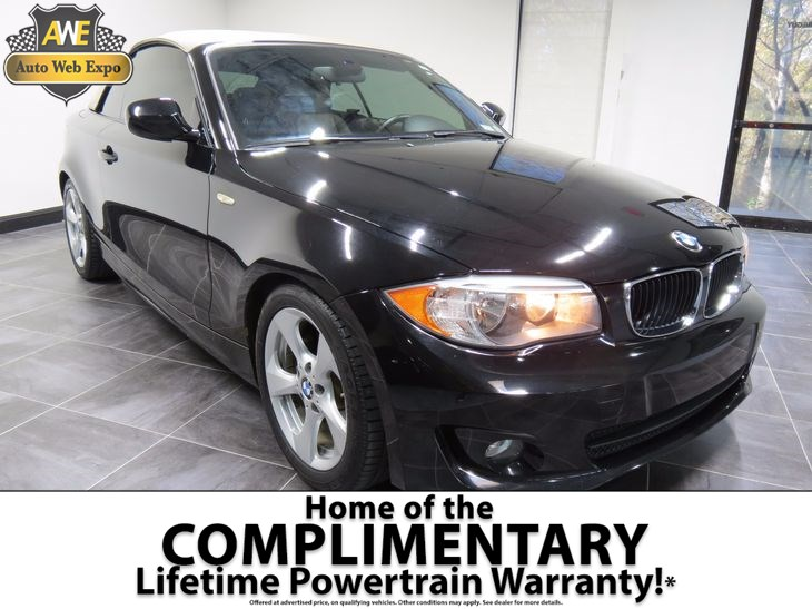 Used BMW I Convertible Heated SeatsClean Carfax In - 2012 bmw 128i convertible