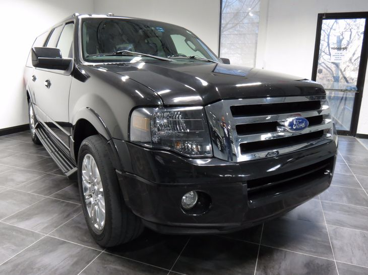 Black Ford Expedition EL In Carrollton - Ford expedition invoice price