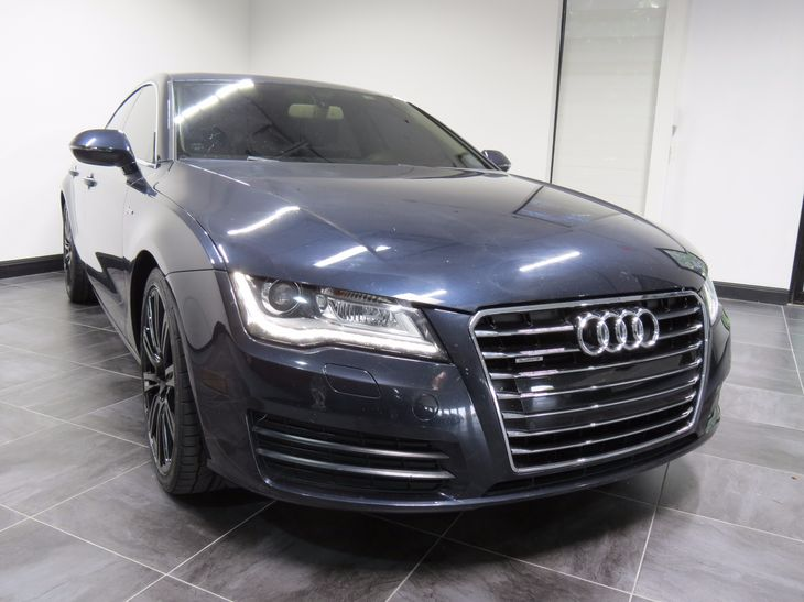 Moonlight Blue Metallic Audi A Premium Plus In - Audi a7 invoice price