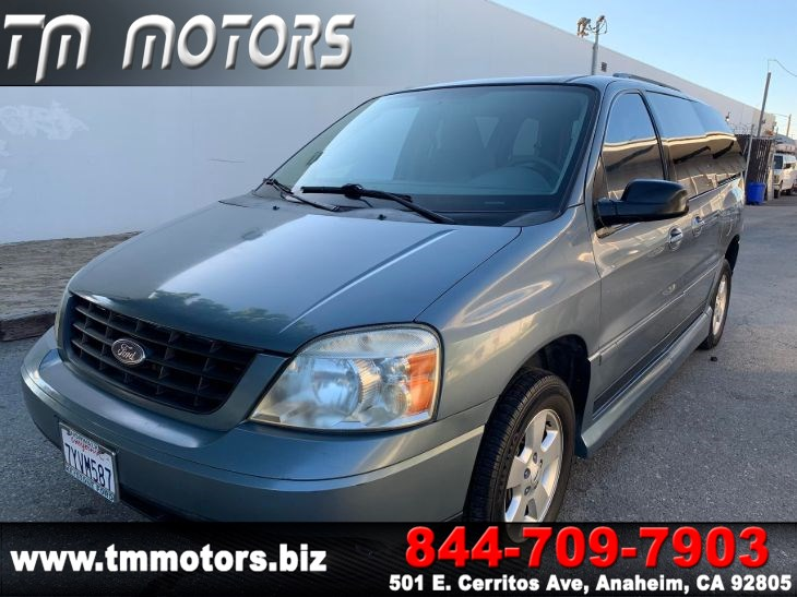 sold 2004 ford freestar wagon ses mobility van in anaheim sold 2004 ford freestar wagon ses