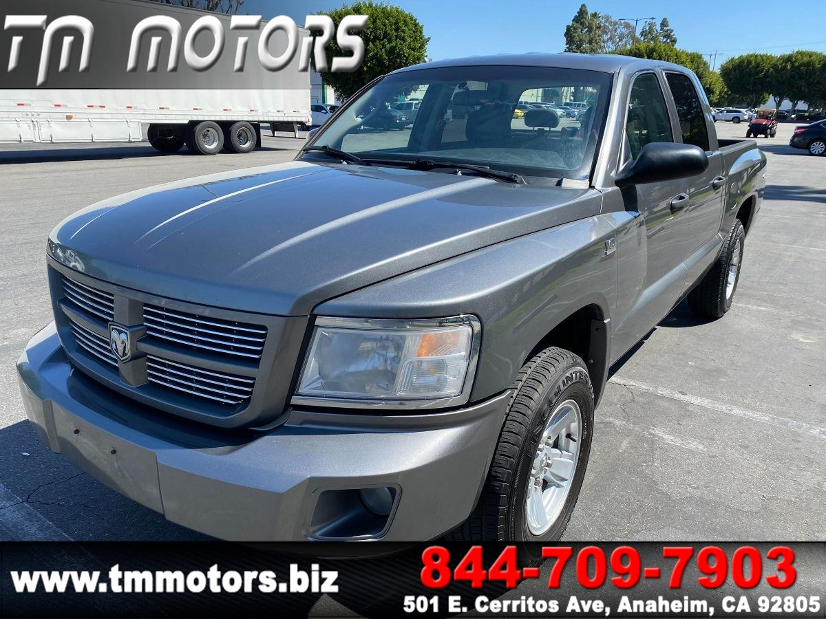 2009 Dodge Dakota BigHorne/LoneStar 4WD