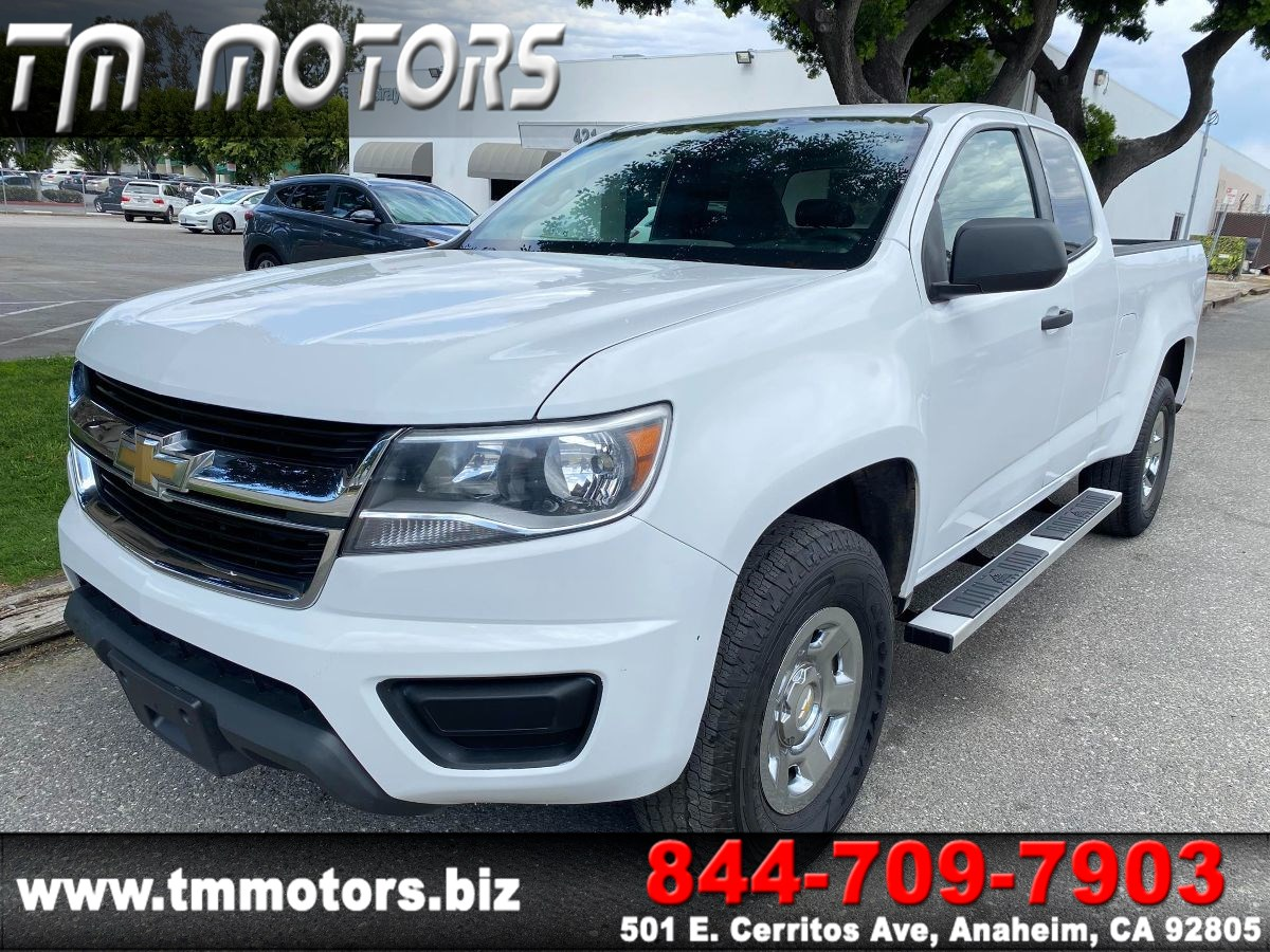 2015 Chevrolet Colorado 2WD Ext Cab WT