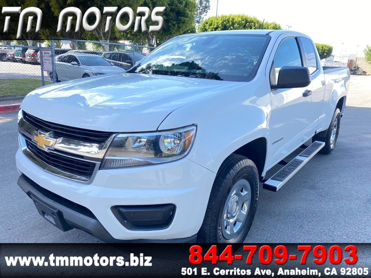 2016 Chevrolet Colorado 2WD Ext Cab WT