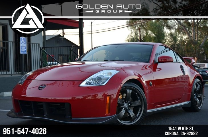 2007 Nissan 350z Nismo Golden Auto Group