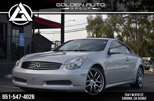 View 2007 INFINITI G35 Coupe