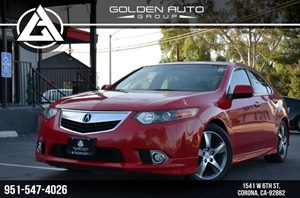 View 2012 Acura TSX