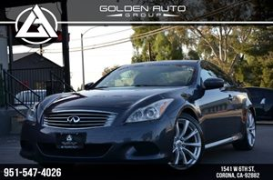View 2008 INFINITI G37 Coupe
