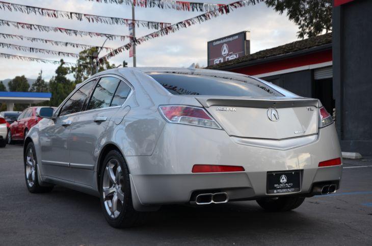 2010 Acura TL Tech Man - Golden Auto Group