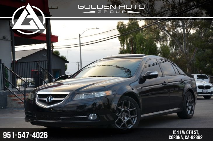 2008 Acura TL Type-S - Golden Auto Group