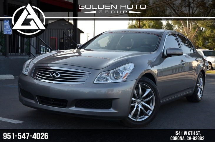 2007 Infiniti G35 Sedan >> 2007 Infiniti G35 Sedan Journey Golden Auto Group