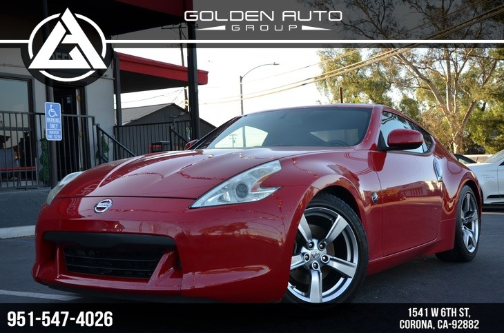2009 Nissan 370Z - Golden Auto Group