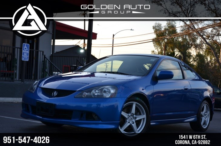 2006 Acura RSX Type-S Leather - Golden Auto Group