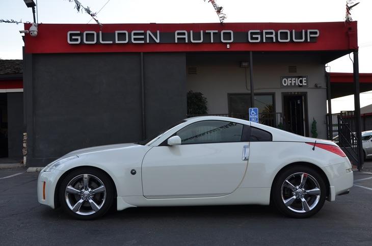 2008 Nissan 350Z - Golden Auto Group