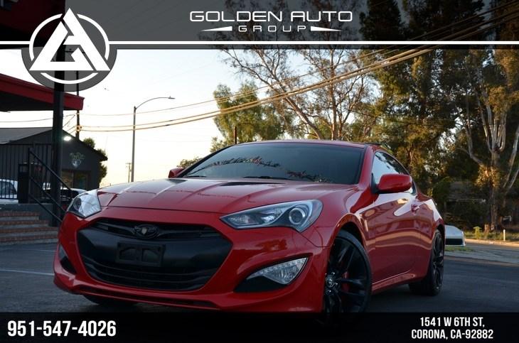 2013 Hyundai Genesis Coupe 3 8 R-Spec - Golden Auto Group