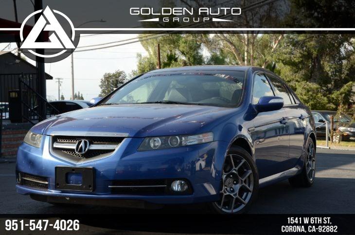 2007 Acura Tl Type S Golden Auto Group