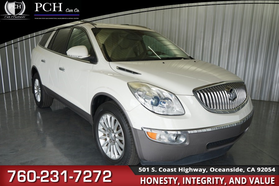 Sold Buick Enclave CXL In Oceanside - Buick enclave invoice price