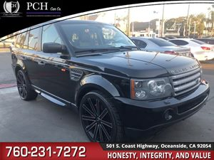 View 2007 Land Rover Range Rover Sport