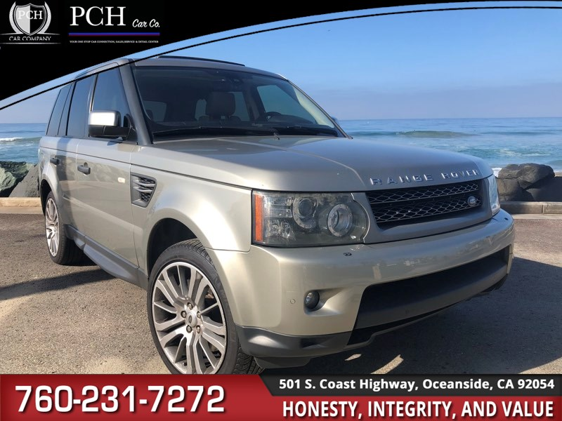 Used 2010 Land Rover Range Rover Sport HSE LUX in Oceanside