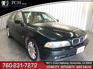 View 2001 BMW 5 Series