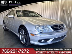 View 2005 Mercedes-Benz CL600