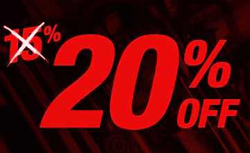 20% OFF Any Service**