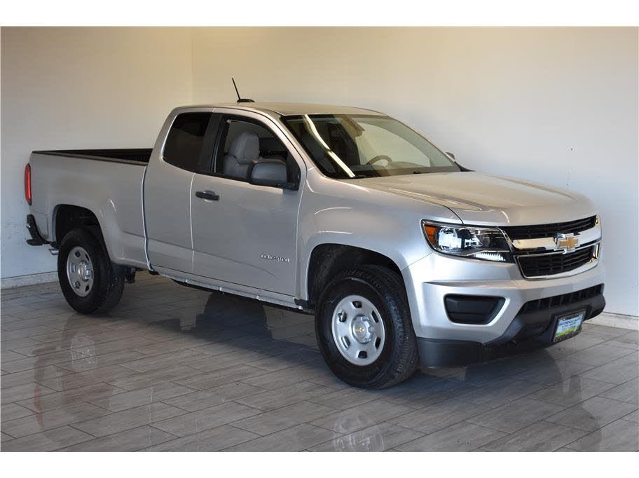 Sold 2016 Chevrolet Colorado 2wd Wt In Escondido